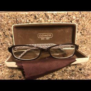 Coach Eyeglass Frames